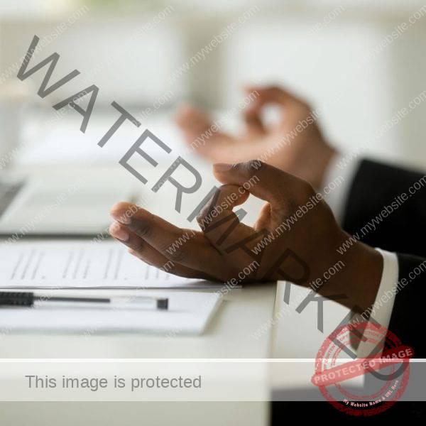 Mindfulness, práctica de concentración en el trabajo
